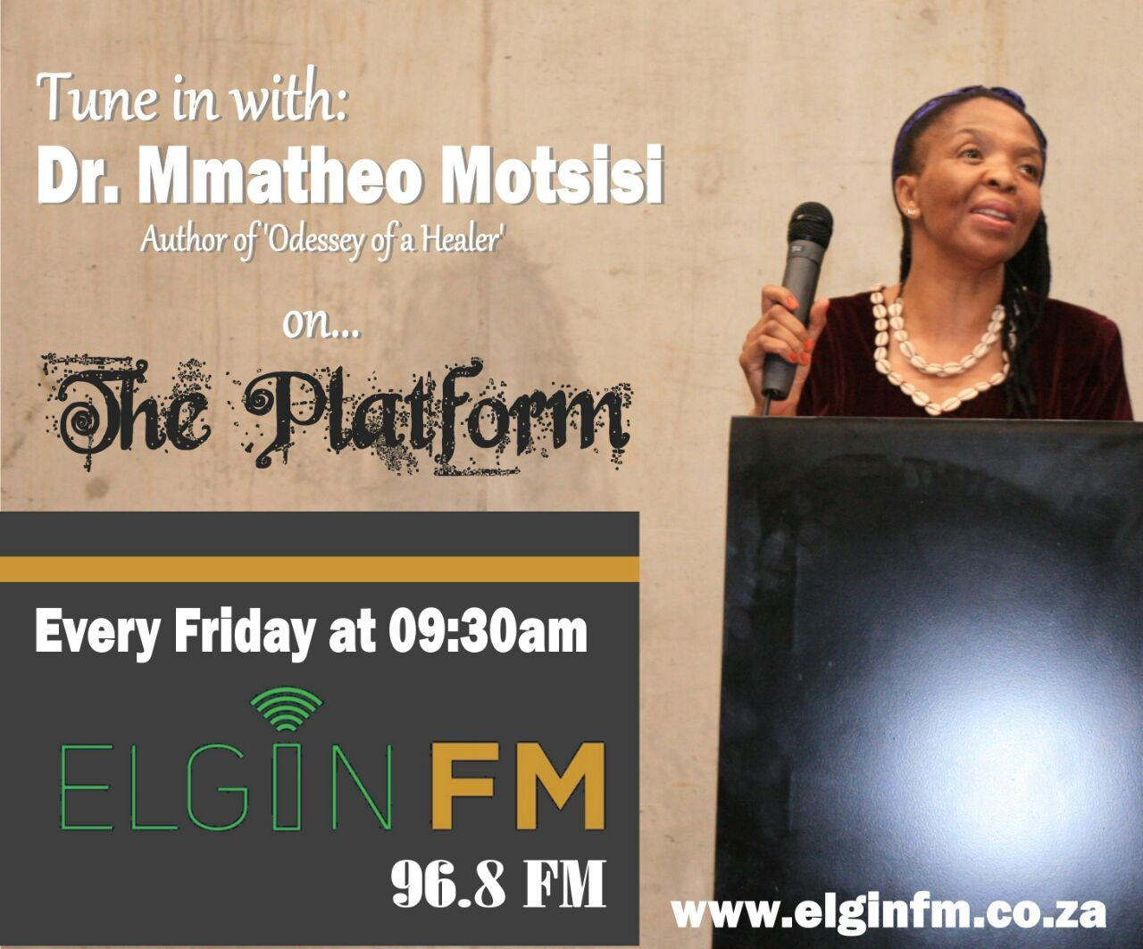 Dr Mmatheo Motsisi